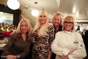 Eda Sorokoff, Sunny Sessa, Maria von Nicolai, Maria Loi