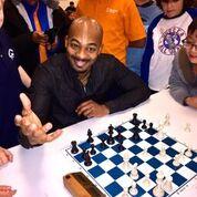 Brandon Victor Dixon, Hamilton, Chess