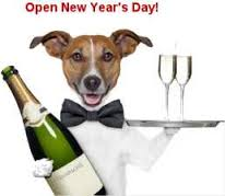 Open New Years Day