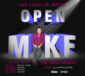 Mike Cline , Open Mike