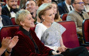 Ellen DeGenres, Portia de Rossi
