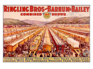 Ringling Bros, Barnum and Bailey
