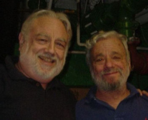 Ed Dixon,Stephen Sondheim