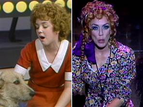 Andrea McArdle annie 1977