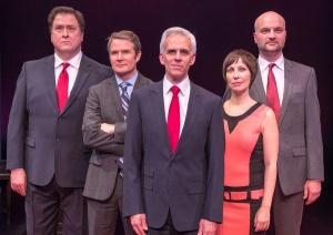 Michael McCoy, Peter Benson, Neal Mayer, Vanessa Lemonides, Will Erat