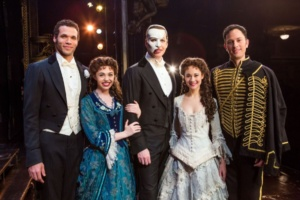 James Barbour, Ali Ewoldt,The Phantom of The Opera