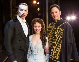 James Barbour,Ali Ewoldt,  The Phantom of The Opera