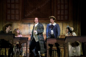Candide, Gregg Edelman, Keith Phares, Jay A johnson, Jessica Tyler Wright, Meghan Picerno
