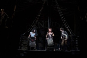 Candide, Meghan Picerno, Linda Lavin, Jay A johnson