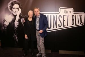 Glenn Close, Andrew Lloyd Webber,Sunset Boulevard