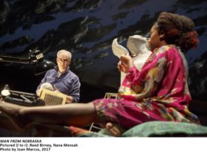 Reed Birney, Nana Mensah