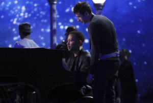 John Legend, Justin Hurwitz