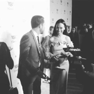 Zoe Saldana, Matthew Morrison