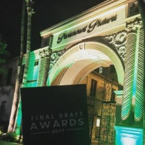 The Final Draft awards