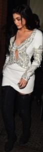 Kylie Jenner,Phillipp Plein