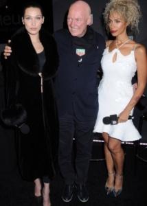Bella Hadid, Tag Heuer, Leona Lewis