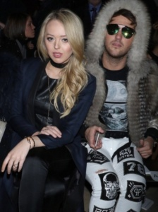 Tiffany Trump,  Andrew Warren
