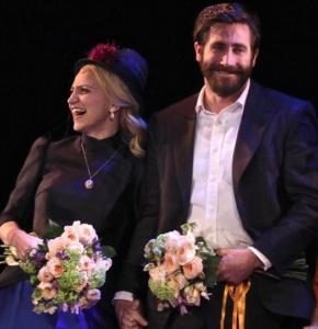 Annaleigh Ashford, Jake Gyllenhaal