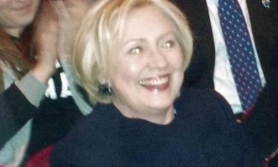 Hillary Clinton, Sunset Boulevard