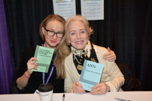 Halley Feiffer, Holland Taylor