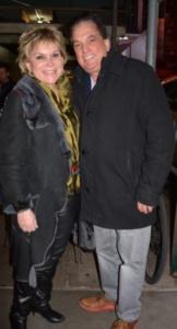 Wendy and Robert Federman