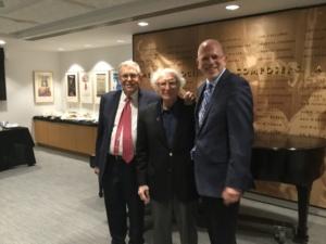 Sheldon Harnick, Richard Maltby, Jr.,  Maury Yeston