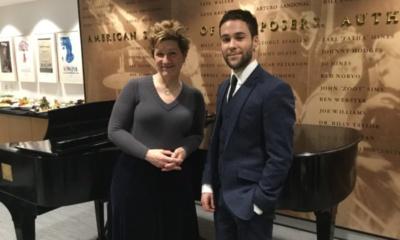 Lisa Kron, Daniel Zaitchik