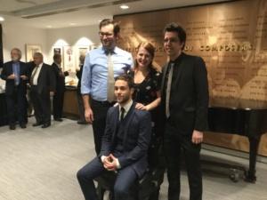 Daniel Zaitchik, Drew Lewis, Emily Walton, David Gardos