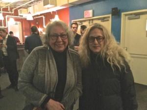Jane Howdeshell, Carol Kane