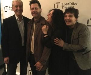 Sean Gormley, Richard LaGravenese, Geraldine Hughes, Rupert Simonian