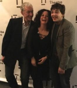 Sean Gormley, Geraldine Hughes, Rupert Simonian