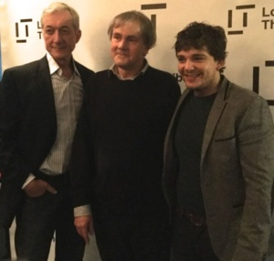 Sean Gormley, Rupert Simonian, Robert Holman