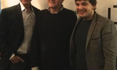 Sean Gormley, Rupert Simonian, Robert Holman