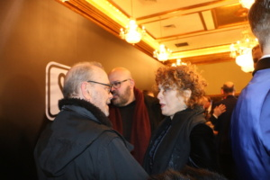 Bernadette Peters, Joel Grey