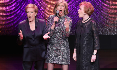 Julie Andrews, Carol Burnett, Christine Baranski