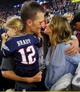 Tom Brady,Gisele Bundchen