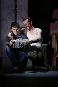Brandon Flynn, Jeffry Denman