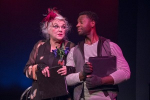 Tyne Daly, Kristopher Thompson-Bolden