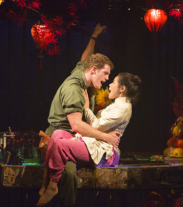 Miss Saigon, Alistair Brammer, Eva Noblezada