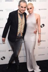 Olivier Assayas , Kristen Stewart