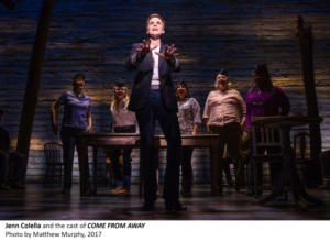 Jenn Collela , Come From Away