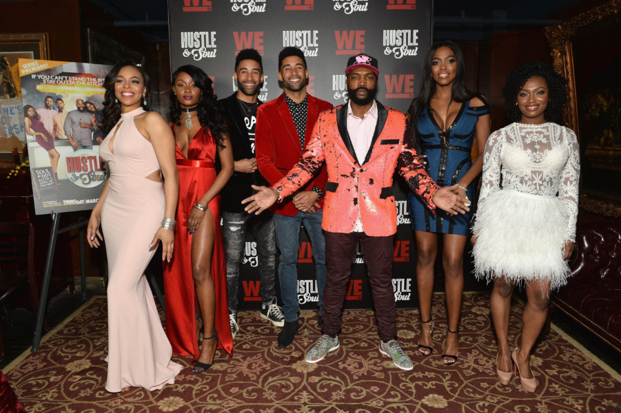 Hustle Amp Soul Premiere Party Warms Up The Night At Cutting
