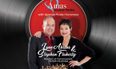 Lynn Ahrens, AMAS, Stephen Flaherty
