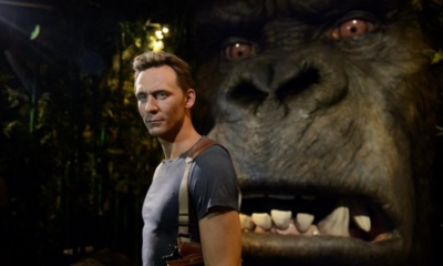 Tom Hiddleston, King Kong, Kong: Skull Island, Madame Tussaud's