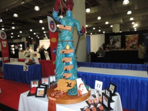 International Restaurant and Foodservice show