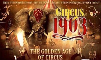 Circus 1903 The Golden Age of Circus