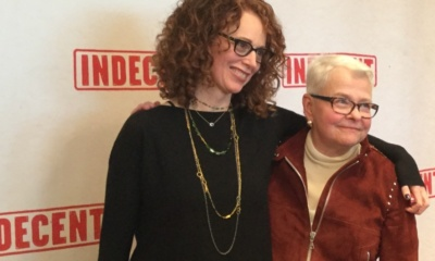 Paula Vogel, Rebecca Taichman