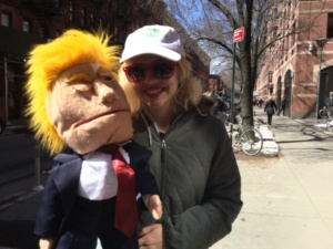 Avenue Q, World Puppetry Day