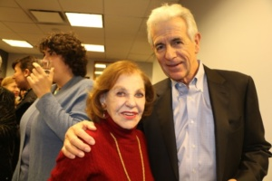 Joan Copeland, James Naughton