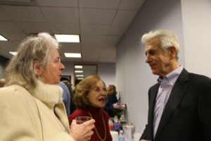 Jill O'Hara, Joan Copeland, James Naughton